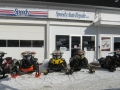 Speedy Snowmobile Rentals